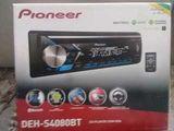 Vendo Lançamento Pionner Deh S4080Bt + 2 Alto Falantes Pentaxiais